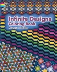 Infinite Designs Coloring Book 0 9780486448923 0486448924