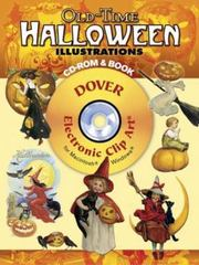 Old-Time Halloween Illustrations 0 9780486998688 0486998681