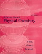 Physical Chemistry, Solutions Manual 4th Edition 9780471658023 0471658022