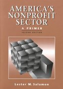 America's Nonprofit Sector 2nd Edition 9780879548018 0879548010