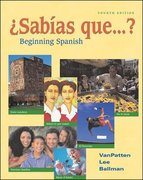¿Sabías Que... ? 4th edition 9780072555868 0072555866