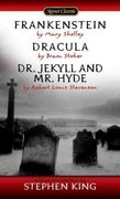 Frankenstein, Dracula, Dr. Jekyll and Mr. Hyde 1st Edition 9780451523631 0451523636
