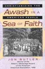 Awash in a Sea of Faith 0 9780674056015 0674056019