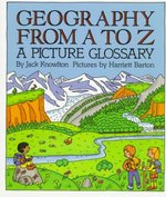 Geography from A to Z 0 9780064460996 0064460991