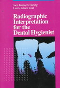 Radiographic Interpretation for the Dental Hygienist 1st Edition 9780721637044 0721637043