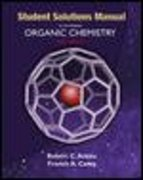 Solutions Manual to Accompany Organic Chemistry 5th edition 9780072424607 0072424605