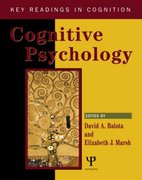 Cognitive Psychology 0 9781841690650 1841690651