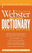 The New American Webster Handy College Dictionary 4th Edition 9780451219053 0451219058