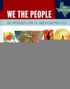 We the People 6th edition 9780393929553 0393929558