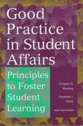 Good Practice in Student Affairs 1st edition 9780787944575 0787944572