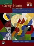 Alfred's Group Piano for Adults Student Book, Bk 1 2nd Edition 9780739035269 0739035266