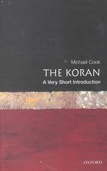 The Koran: A Very Short Introduction 0 9780192853448 0192853449