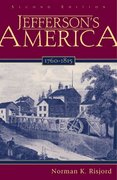 Jefferson's America, 1760-1815 2nd edition 9780742521735 0742521737