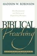 Biblical Preaching 2nd edition 9780801022623 0801022622