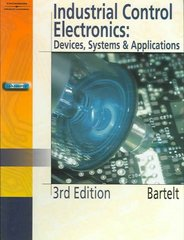 Industrial Control Electronics 3rd edition 9781401862923 1401862926
