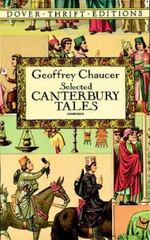 Selected Canterbury Tales 1st Edition 9780486110790 0486110796