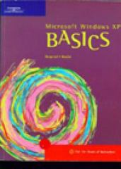 Microsoft Windows XP BASICS 1st edition 9780619059811 0619059818