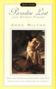 Paradise Lost and Other Poems 0 9780451529183 0451529189