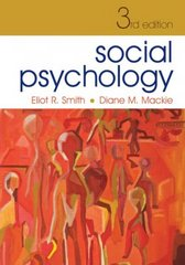 Social Psychology 3rd Edition 9781841694092 1841694096