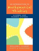 Introduction to Mathematical Thinking 1st edition 9780131848689 0131848682
