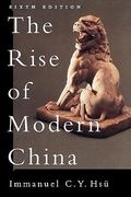 The Rise of Modern China 6th edition 9780195125047 0195125045