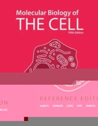 Molecular Biology of the Cell 5E 5th edition 9780815341116 0815341113
