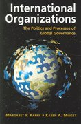 International Organizations 1st Edition 9781555879631 1555879632