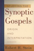 Studying the Synoptic Gospels 2nd edition 9780801022586 0801022584