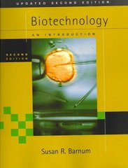 Biotechnology 2nd edition 9780495112051 0495112054