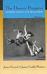 The Dancer Prepares 5th Edition 9780072557268 0072557265