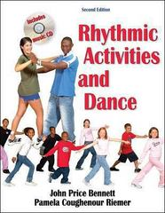 Rhythmic Activities and Dance 2nd Edition 9780736051484 0736051481