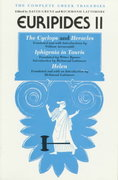 The Complete Greek Tragedies: Euripides II 2nd edition 9780226307817 0226307816