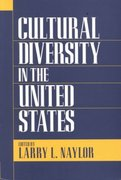 Cultural Diversity in the United States 0 9780897894791 0897894790