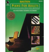 Piano for Adults 1st Edition 9780849773020 0849773024