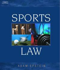 Sports Law 1st edition 9780766823242 0766823245