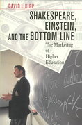 Shakespeare, Einstein, and the Bottom Line 0 9780674016347 0674016343