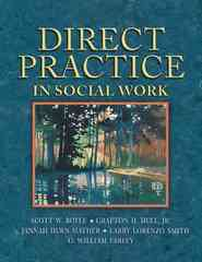 Direct Practice in Social Work 1st edition 9780205401628 0205401627