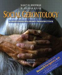 Social Gerontology with Research Navigator 7th Edition 9780205423347 0205423345