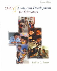 Child and Adolescent Development for Educators 2nd edition 9780072507683 0072507683