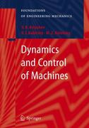 Dynamics and Control of Machines 1st edition 9783540637226 3540637222