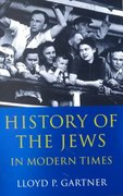 History of the Jews in Modern Times 1st Edition 9780191587979 0191587974