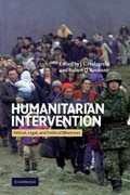 Humanitarian Intervention 0 9780521529280 052152928X