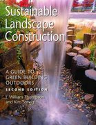 Sustainable Landscape Construction 2nd edition 9781597261432 1597261432