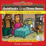 Easy Spanish Storybook:  Goldilocks and the Three Bears (Book + Audio CD) 1st edition 9780071461702 0071461701