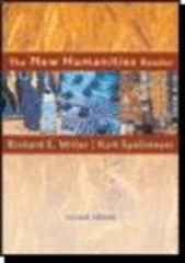 The New Humanities Reader 2nd edition 9780618568222 0618568220