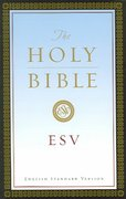 ESV Outreach Edition 1st Edition 9781585167296 1585167290