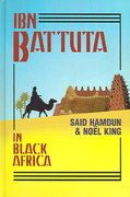 Ibn Battuta in Black Africa 500th edition 9781558763357 155876335X