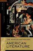 The Norton Anthology of American Literature 7th edition 9780393927429 0393927423