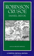 Robinson Crusoe 2nd Edition 9780393964523 0393964523