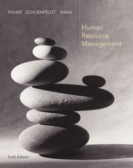 Human Resource Management 6th edition 9780618527861 0618527869